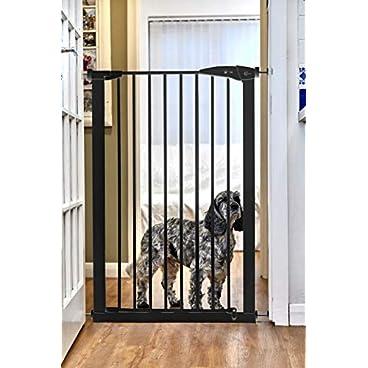 Callowesse Pet Gate Black