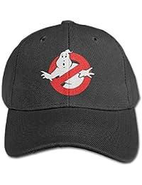 Hittings Cool Ghostbusters 2016 Movie Logo Kids Peaked Hat Boys Girls  Baseball Cap Adjustable Unisex Black e81b535c372