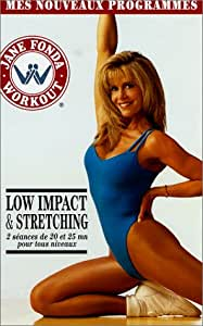 Low Impact & Stretching [VHS]