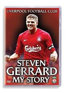 Liverpool F.C. - Steven Gerrard My Story [DVD]