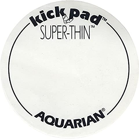 Aquarian Super Thin Single Kick Pad