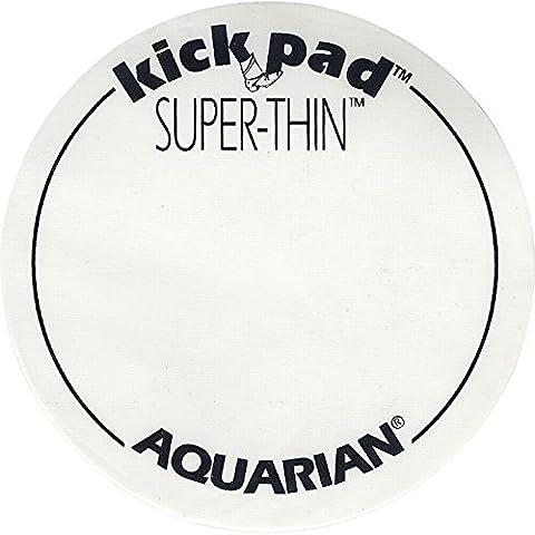 Aquarian Super Thin Single Kick Pad (-2,54 cm) (Import Royaume Uni)