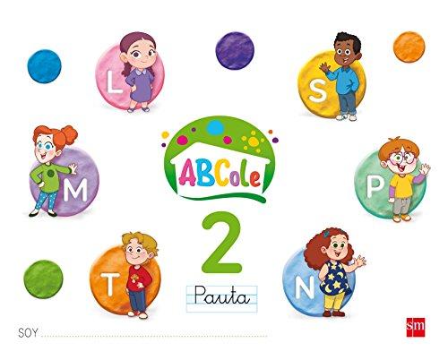 Cuaderno de lectoescritura 2, Pauta. ABCole 17