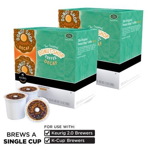 The Original Donut Shop Decaf 180 K-Cup Packs by MegaDeal