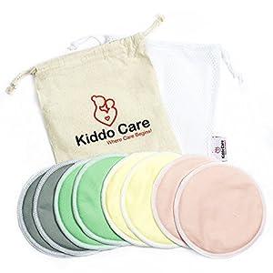 Organic Bamboo Nursing Pads