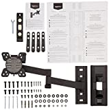 AmazonBasics Articulating TV Wall Mount for 12-inch to 39-inch TVs