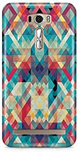 Asus Zenfone 2 Laser ZE601KL Back Cover by Vcrome,Premium Quality Designer Printed Lightweight Slim Fit Matte Finish Hard Case Back Cover for Asus Zenfone 2 Laser ZE601KL