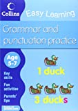 Grammar and Punctuation: Age 5-7 (Collins Easy Learning Age 5-7)