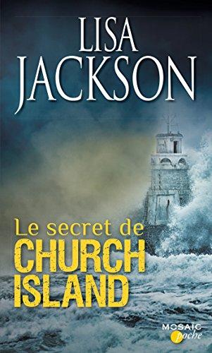 Le secret de Church Island Jackson Lisa