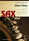 eBook Gratis da Scaricare Short Story Tre pezzi per sassofono contralto e pianoforte Three Pieces For Alto Sax And Piano Score e voce (PDF,EPUB,MOBI) Online Italiano