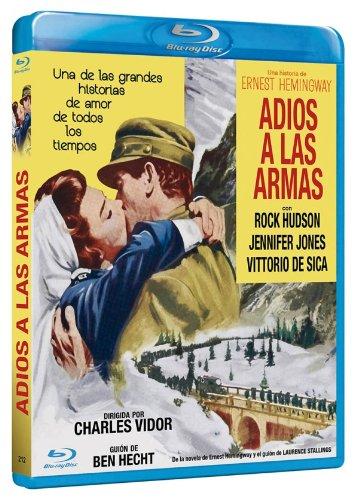 Adios A Las Armas [Blu-ray] 51QQWxqXtdL