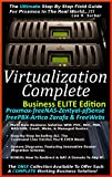 Virtualization Complete: Business ELITE Edition (Proxmox-freeNAS-Zentyal-pfSense-freePBX-Artica Zarafa & FreeWebs)