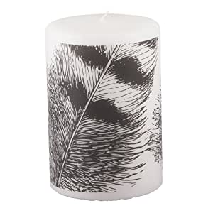 Broste Copenhagen pergamena candela–Feather
