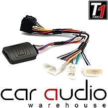Adaptador de interfaz de control para mando de volante de coche T1-TY1 con cable