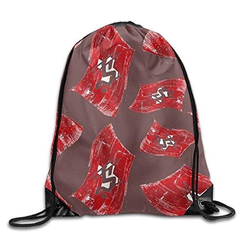 57af58c2da07 pants hats Alpine Skiing Swiss Flag Unisex Waterproof Backpack Sport  Drawstring Bags.