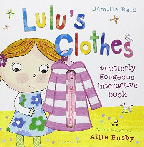 Lulu's Clothes por Camilla Reid