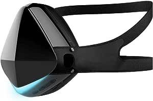 Visage 3D de Refroidissement pour 4-Couche Super Grand Air Volume Low Decibel Op/ération /électrique Intelligente Face Rev/êtement,B HUIGE Visage Couverture avec Filtre Visage Couverture