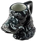 Cocker Spaniel - Tazza in ceramica a forma di testa di cane, 18 cm