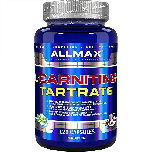 L-Carnitine + Tartrate - 120 caps