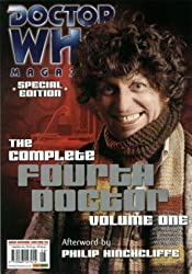 DOCTOR WHO MAGAZINE - SPECIAL EDITION #8 - THE COMPLETE FOURTH DOCTOR (VOLUME ONE) - 1st SEPTEMBER 2004