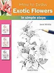 Exotic Flowers (How to Draw)