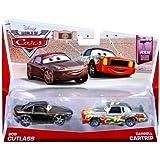Disney Pixar Cars 2-pack Bob Cutlass & Darrell Cartrip