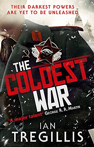 The Coldest War (Milkweed Triptych) (Red Iron Skull)