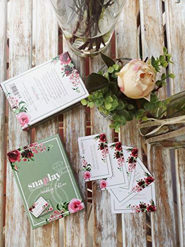 snaplay I Fotoaufgaben für die Hochzeit