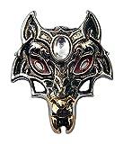 Wolfsmaske - Stärke und Weisheit - Anhänger Halskette - von den Kindern der Nacht-Collection - A romantisch inspirierte Gothic Bereich