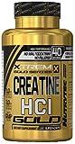 Creatin HCL hochdosiert Kreatin Hydrochlorid ( Xtreme Creatine HCl Gold 3000 ) 120 Kapseln