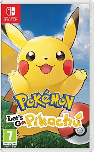 Pokémon : Let's Go, Pikachu & Pokémon : Let's Go, Évoli