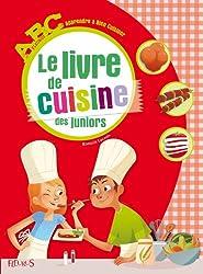 Le livre de la cuisine des juniors