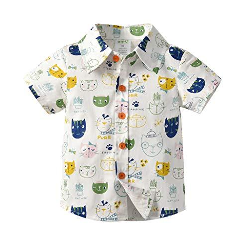 Pageantry Baby Jungen Hemd Leinenhemd, Langarm, aus Bio-Baumwolle mit Leinen