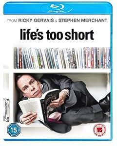 Life's Too Short - Series 1 [Blu-ray]