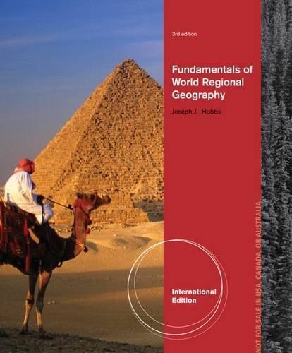 Fundamentals of world regional geography. Per le Scuole superiori