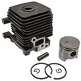 WANWU Stihl - Kit de Cerradura para cortacésped FS55 FS45 BR45 HL45 HS45 HS55 4140-020-1202 34 mm