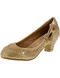 Jili - Zapatos de vestir para niña