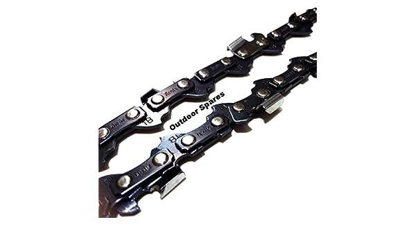 """Chainsaw Chain for Black /& Decker GK35 GK330 GK430 GK435 GK440 GK535  14/""""// 35CM"""