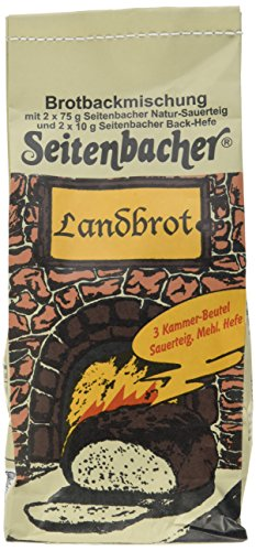 Seitenbacher Landbrot, 935 g