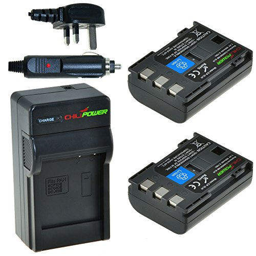 chilipower-canon-nb-2lh-nb-2l-bp-2l5-bp-2lh-900mah-battery-2-pack-charger-uk-plug-for-canon-eos-350d