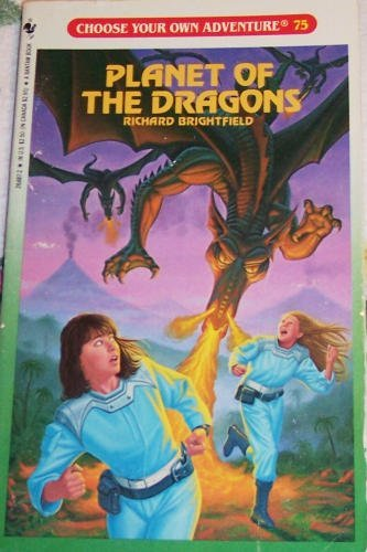 Planet of the dragons.