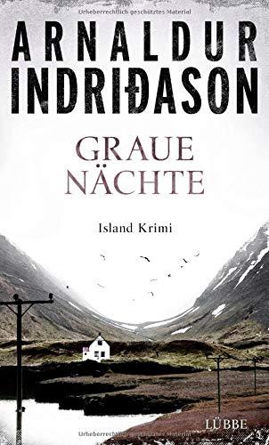 Buchseite und Rezensionen zu 'Graue Nächte: Island-Krimi (Flovent-Thorson-Krimis)' von Arnaldur Indriðason