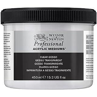 Winsor & Newton 474ml Acrylic Clear Gesso