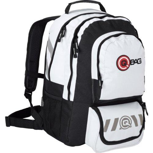 QBag Daypack groß für Damen & Herren in weiß