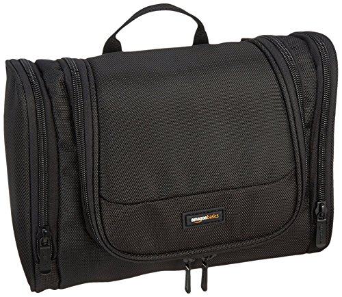 AmazonBasics-Hanging-Toiletry-Kit