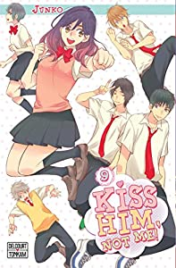 Kiss him, not me Edition simple Tome 9
