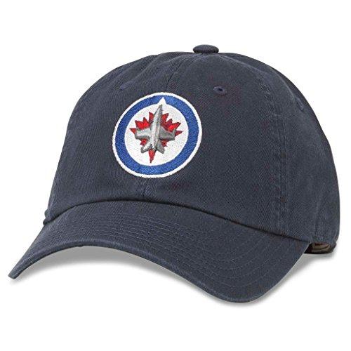 Winnipeg Jets NHL Hockey Cap AMERICAN Nadel Baumwolle Twill One Size