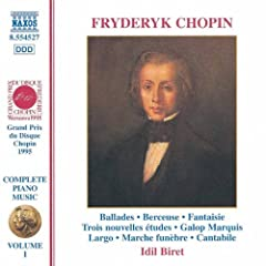 Ballade No. 3 in A flat major, Op. 47 +: Ballade No. 3 in A flat major, Op. 47