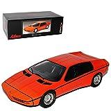 alles-meine.de GmbH BMW Turbo X1 E25 1972 Orange Konzeptfahrzeug für BMW M1 E26 Pro.R18 1/18 Schuco Modell Auto