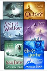 Michelle Paver's Chronicles of Ancient Darkness Collection - 6 Books (Spirit Walker, Wolf Brother, Outcast, Soul Eater, Ghost Hunter, Oath Breaker) (Chronicles of Ancient Darkness) Paperback